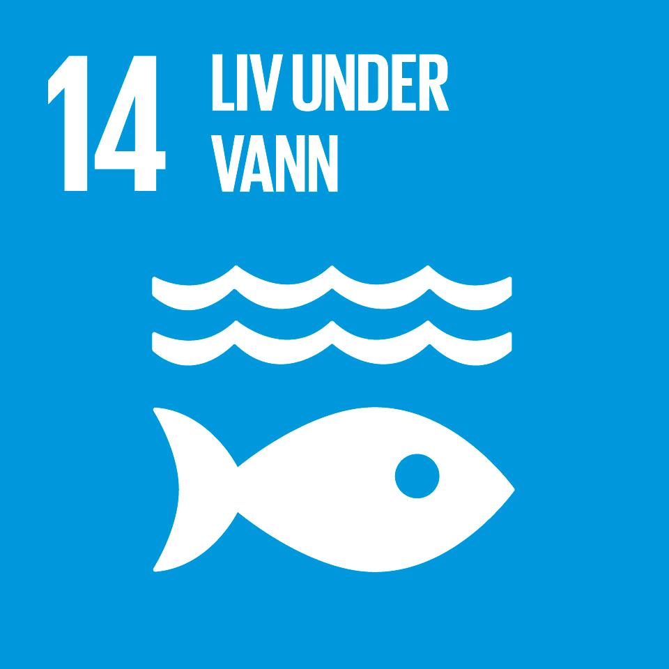 FNs bærekraftsmål nummer 14
