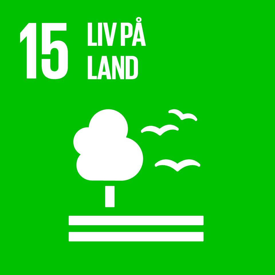 FNs bærekraftsmål nummer 15