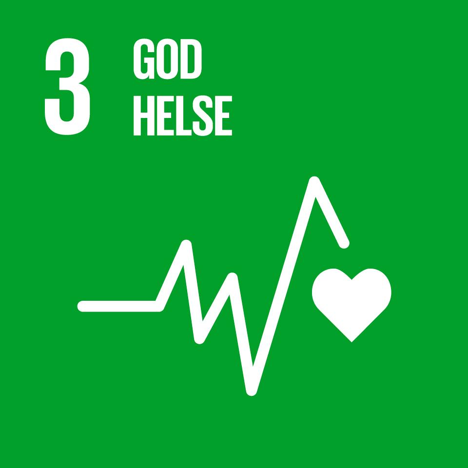 FNs bærekraftsmål nummer 3