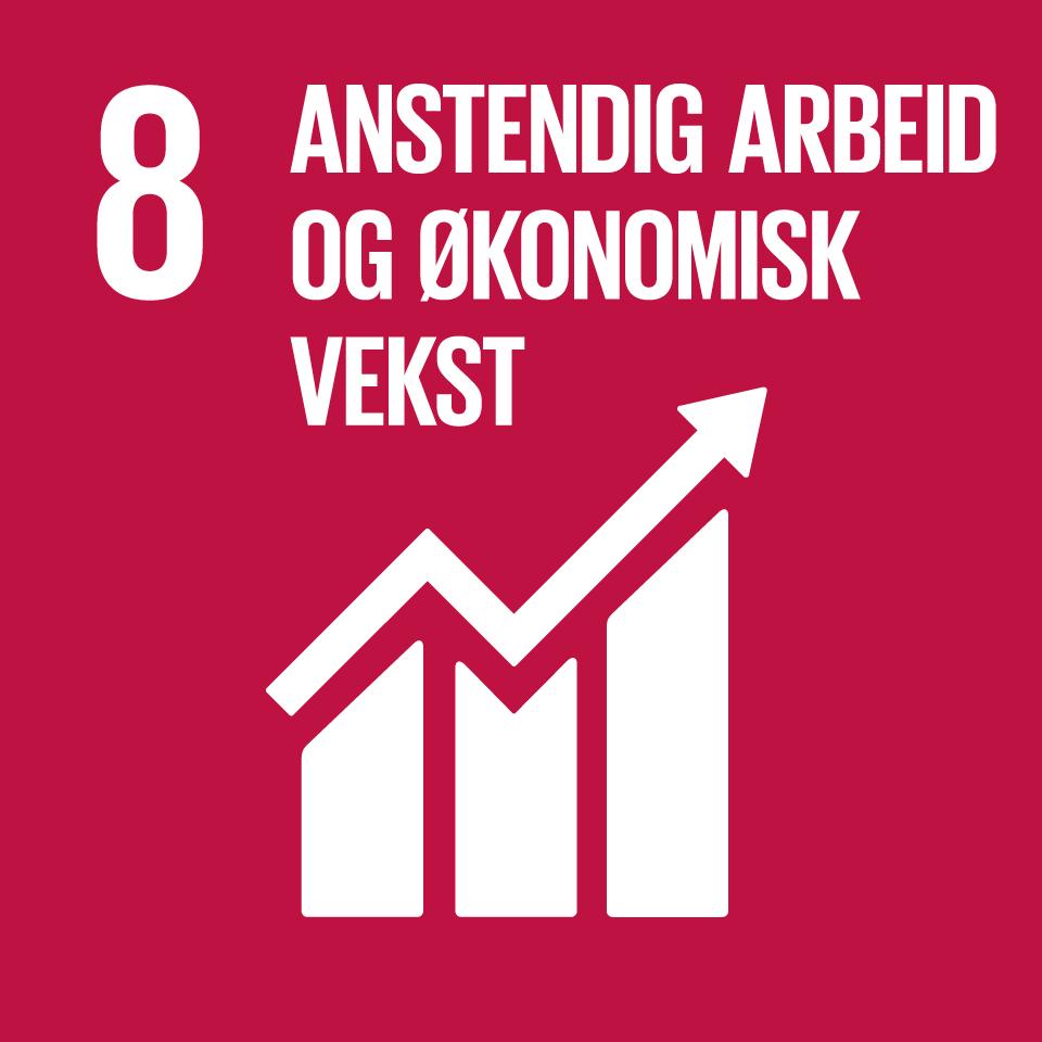 FNs bærekraftsmål nummer 8